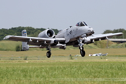 Fairchild A-10C Thunderbolt II US Air Force 81-0991 / DM