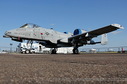 Fairchild A-10C Thunderbolt II US Air Force 81-0960 / DM