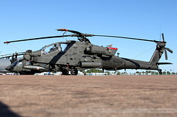 Boeing AH-64D Apache United States Army 09-05580