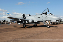 Fairchild A-10C Thunderbolt II US Air Force 81-0956 / DM