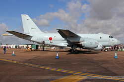 Kawasaki P-1 Japan Maritime Self-Defense 5507