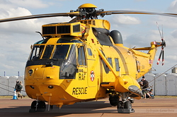 Westland Sea King HAR3 Royal Air Force XZ594