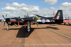 Embraer EMB-312 Tucano T1 Royal Air Force ZF264