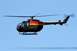 Bölkow Bo 105P (PAH-1A1) Germany Army 86+95