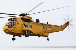 Westland Sea King HAR3 Royal Air Force ZH540