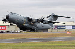 Airbus A400M Atlas Royal Air Force ZM402