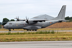 CASA C-295M Spain Air Force T.21-05 / 35-43