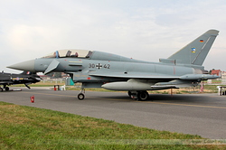 Eurofighter EF-2000(T) Typhoon Germany Air Force 30+42