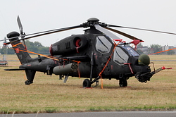 TAI T-129A ATAK Turkey Army P6