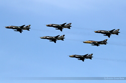 Sukhoi Su-22 Poland Air Force 508, 3817, 3612, 8816, 707 & 3713