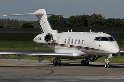 Bombardier BD-100-1A10 Challenger 350 NetJets Europe CS-CHB