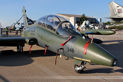 Aermacchi MB-339CB Draken International N348EM