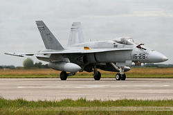 McDonnell Douglas EF-18M Hornet Spain Air Force C.15-39 / 15-26