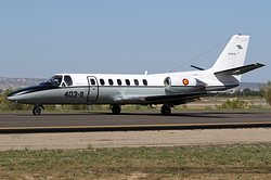 Cessna 560 Citation Ultra Spain Air Force TR.20-01 / 403-11