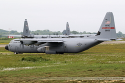 Lockheed C130J-30 US Air Force 02-8155
