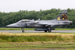 Saab JAS-39C Gripen Czech Republic Air Force 9236
