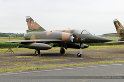 Dassault Mirage 5 BA Belgium Air Force BA22