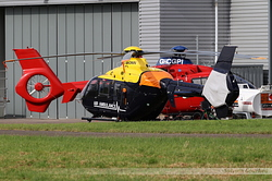 Eurocopter EC-135 T2+ Air Ambulance G-WONN