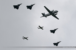 Formation Atlantique 2, Rafale, Paris & Zephyr
