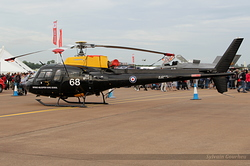 Eurocopter AS-350BB Squirrel HT1 Royal Air Force ZJ268
