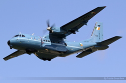 CASA CN-235M-100 Persuader Irish Air Corps 252