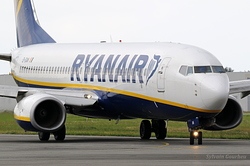 Boeing 737-8AS Ryanair EI-DAN
