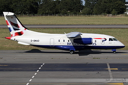 Dornier Do-328JET-300 Sun Air of Scandinavia D-BMAD