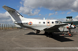 Embraer EMB-121AN Xingu Marine Nationale 77