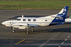 Swearingen SA226-T Merlin IIIA Aerodata International Surveys PH-PIX