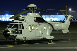 Aérospatiale AS-332L1 Super Puma Armée de l'Air 2377 / FU / F-RAFU