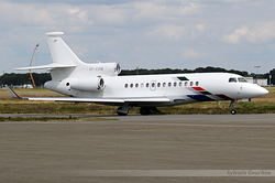 Dassault Falcon 7X VW Air Services VP-CSW