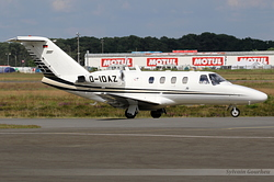 Cessna 525 CitationJet CJ1 D-IDAZ