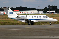 Cessna 525 CitationJet CJ1 D-ICEE