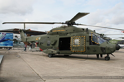 NHI NH-90 Hkp14A Sweden Armed Forces 42