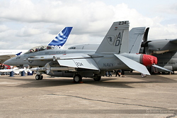 Boeing F/A-18F Super Hornet US Navy 166677 / AD-234