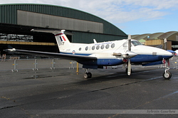 Raytheon B200 King Air Royal Air Force ZK456 / P