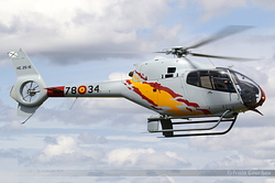 Eurocopter EC120B Colibri Spain Air Force HE.25-15 / 78-34