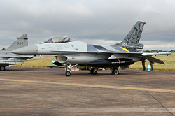 General Dynamics F-16AM Fighting Falcon Belgium Air Force FA-132