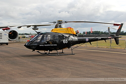Eurocopter AS-350BB Squirrel HT1 Royal Air Force ZJ265