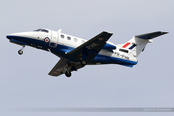 Embraer 500 Phenom 100E Royal Air Force PR-PHK