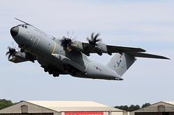 Airbus A400M Atlas Royal Air Force ZM406