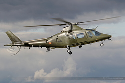 Agusta A-109BA Belgium Air Force H45