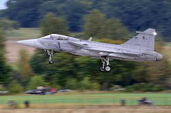 Saab JAS-39C Gripen Czech Republic Air Force 9238