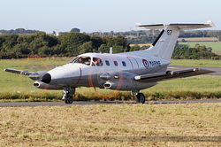 Embraer EMB-121AN Xingu Marine Nationale 87