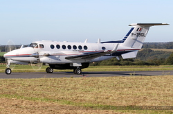 Beech 350ER Super King Air Douane Française F-ZBGL