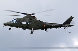 Agusta A-109BA Belgium Air Force H46