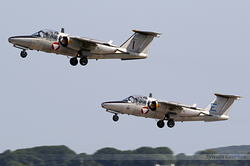 Saab 105OE Austria Air Force 1129 / I & 1135 / E