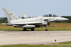Eurofighter EF-2000 Typhoon Italy Air Force MM7302 / 36-25