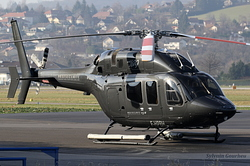 Bell 429 Global Ranger Héli Sécurité F-HPBH