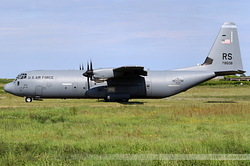 Lockheed C-130J-30 Hercules US Air Force 07-8608